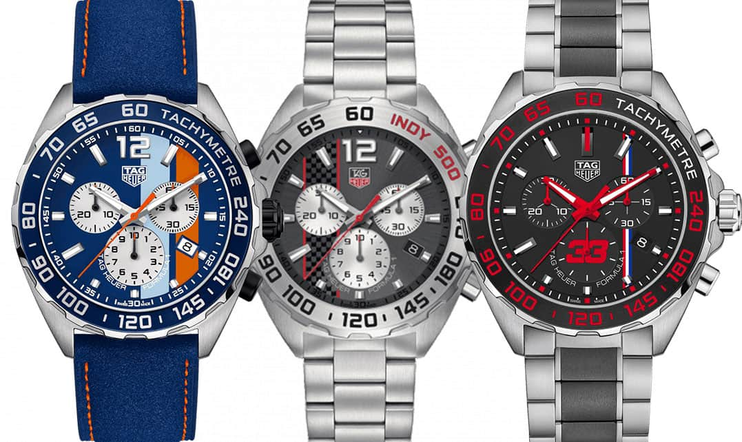 Tag Heuer Formula 1 2019 INDY 500 LIMITED EDITION replica